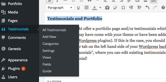 wordpress_testimonial_portfolio