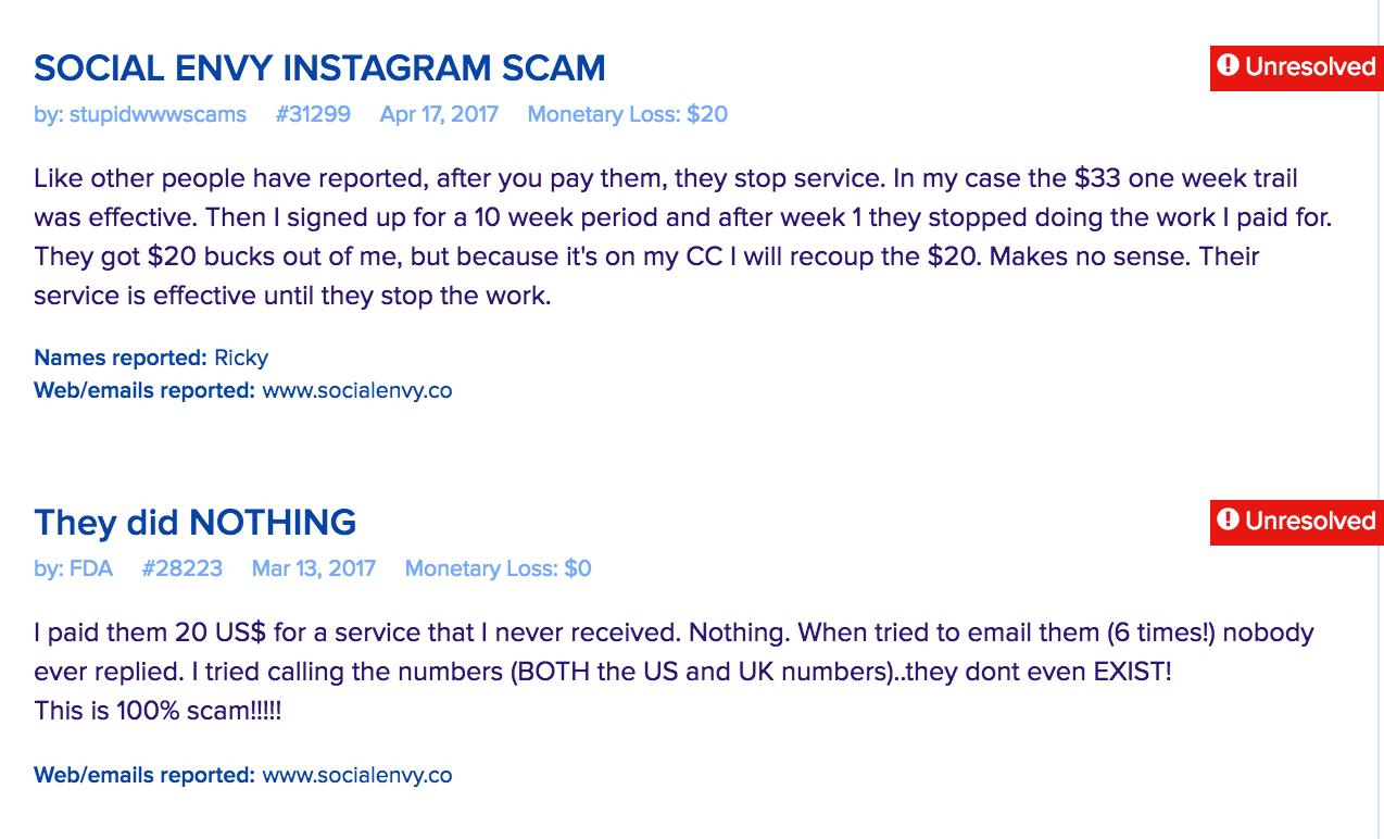 social_envy_scam