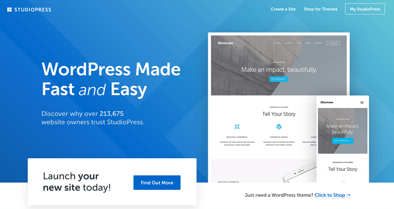 StudioPress WordPress Hosting And Framework Review